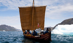VIKING supports experimental sailings in the historic vessel Skjoldungen