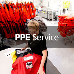VIKING PPE service