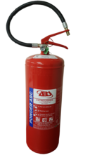 Fire Extinguisher, 12 kg, ABC Powder, Stored Pressure, ABS