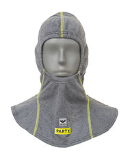 VIKING Firefighter Hood with DuPont™ Nomex® Nano Flex technology - Light Grey