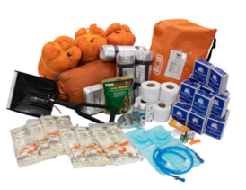 VIKING Group Survival Kit (GSK), Summer-version