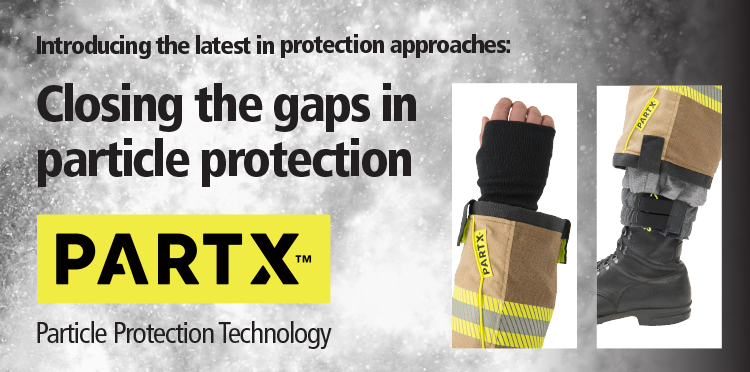 VIKING PartX Particle Protection Fire Technology