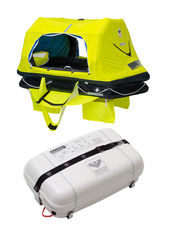 VIKING RESCYOU™ PRO LIFERAFT. 4-8 PERSONS - in container