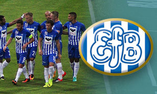 VIKING is one of principal sponsors and shareholders of Esbjerg's premiere football club EfB