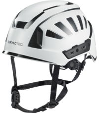 SKYLOTEC Helmet, INCEPTOR GRX, High Voltage, White, BE-393-12