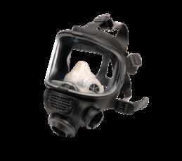 Mask F. SCBA, Scott Safety - Promask LQF/REQF M/L MK2, Rubber Harnes