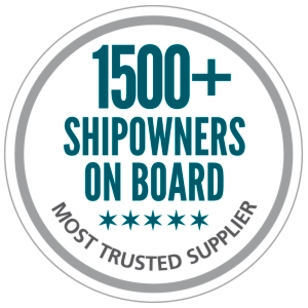 1500+ shipowners on board VIKING Shipowner Agreement graphics