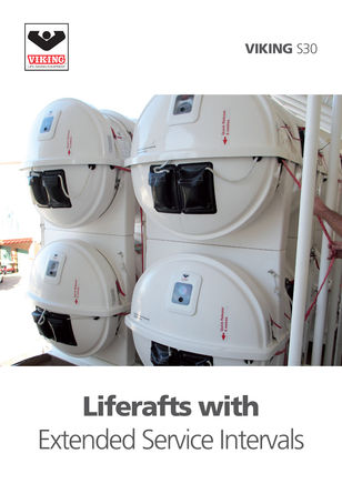 VIKING S30 liferafts extended service