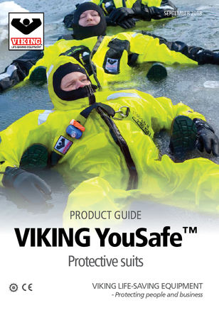 Immersion Suits from VIKING