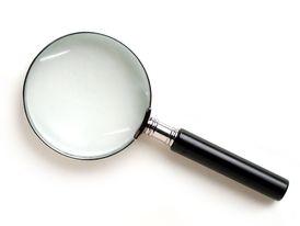 Chart Magnifier, Ø 90 mm