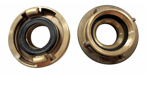Adaptor, Storz C, 2'' BSP Female, Brass