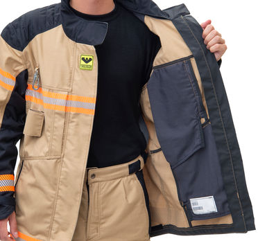 VIKING Wildland and Technical Rescue Jacket PS1200 NFPA