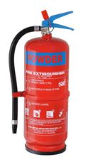 VIKING Fire Extinguisher, 9 kg, ABC Powder, Stored Pressure