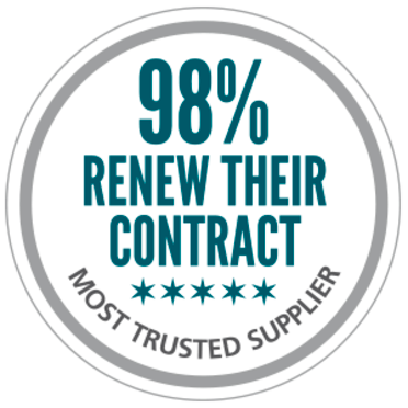 98% renew their VIKING Shipowner Agreement contract