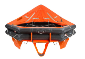 VIKING Liferaft throw overboard 10 pers. - 10DK