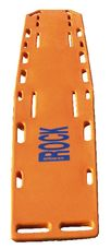 Stretcher, Spine Board, Spencer Rock, Orange