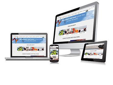 VIKING hjemmeside