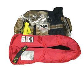 Offshore Personal Grab Bag, Aluminiumised